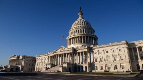 Una milicia planea irrumpir en el Capitolio este jueves, según Policía de Estados Unidos