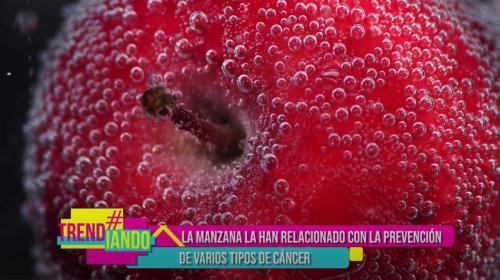 Trendiando con Salud: El doctor Simón Álvarez nos habla sobre las propiedades de la manzana