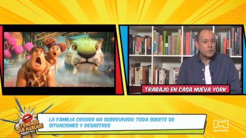 The Croods: A New Age está disponible en formatos digitales y caseros gracias a Universal Pictures Home Entertainment