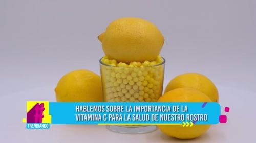 Trendiando con salud: Karem Feris explica los beneficios de la vitamina C para la piel