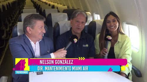 Trendiando con salud: Descubre qué hacen las aerolíneas para evitar que los viajeros se contagien de Covid-19