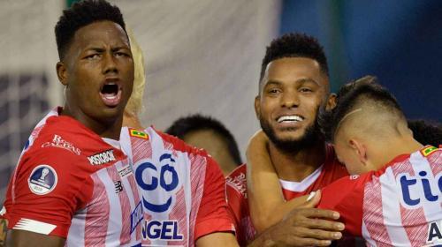 ¿Regresa Miguel Borja a la titular?: así formaría Junior ante Bolívar en la Libertadores