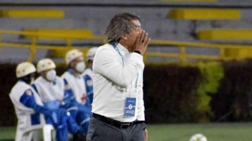 Alberto Gamero y la clasificación: Este equipo tiene corazón gigante y espíritu guerrero