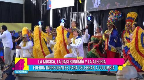Conozca todos los detalles de cómo se vivió el Festival Colombiano en Florida