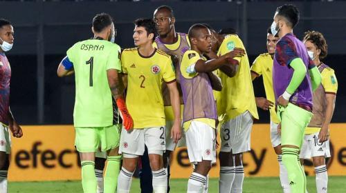 Colombia cae un puesto en el ranking FIFA de septiembre