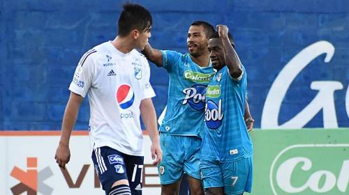 Jaguares le metió cuatro a Millonarios en un partidazo con siete goles