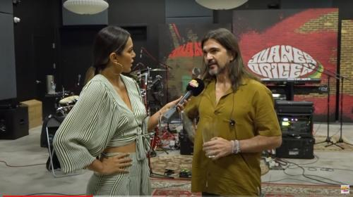 Juanes nos abre las puertas de su casa antes de su gira por los Estados Unidos