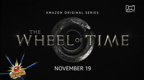 Serie épica de fantasía La rueda del tiempo llegará el 19 de noviembre al catalogo de Amazon