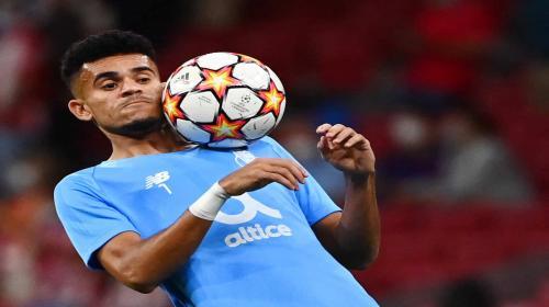 Luis Díaz sigue despertando elogios en el mundo: Es el mejor jugador de la Liga de Portugal