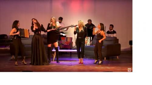 Teatro Nacional celebra cinco años de funciones de la obra Mujeres a la Plancha