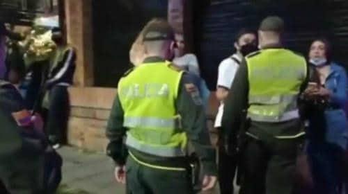 Valiente niño ahuyentó a ladrones que estaban robando a su mamá en Cartagena