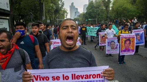 Ayotzinapa: se cumplen siete años de la desaparición de los 43 estudiantes en Iguala, México