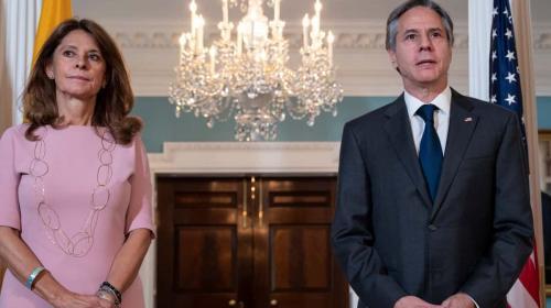 Secretario de Estado de EE. UU. tratará con Iván Duque temas de migración irregular