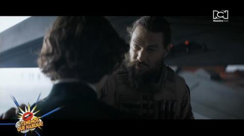 Dune llegará el próximo 22 de octubre a salas de cine de Estados Unidos y HBO Max