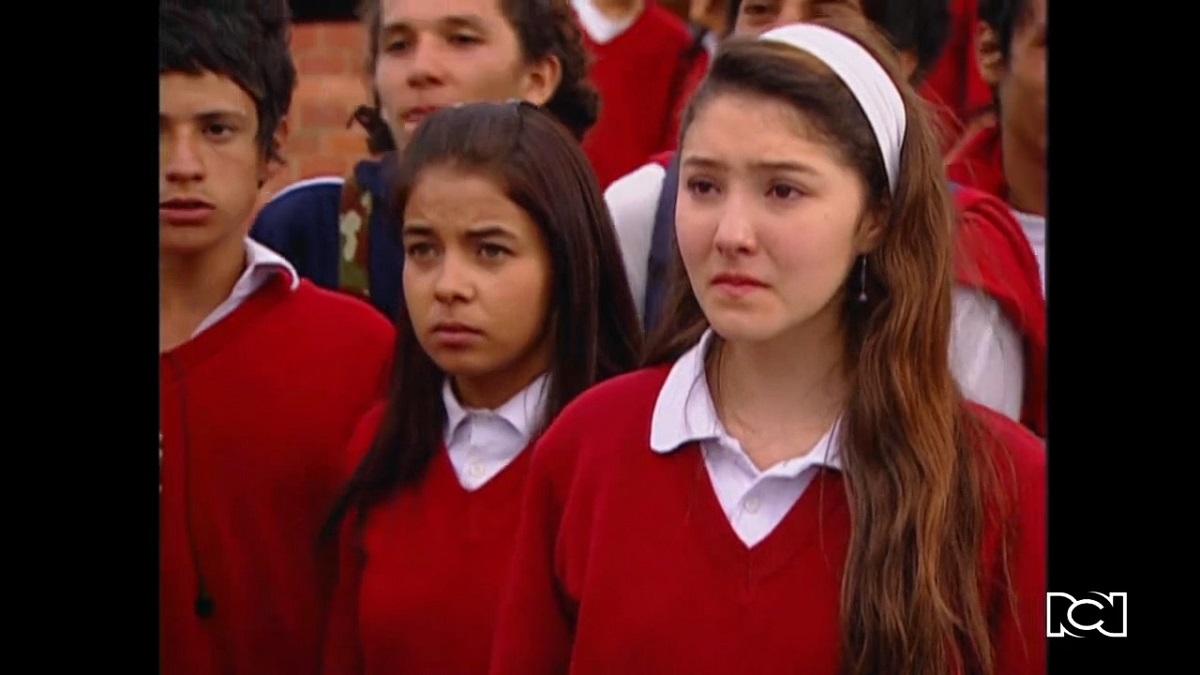 A mano limpia   Capítulo 25   Margarita vive un infierno en el colegio