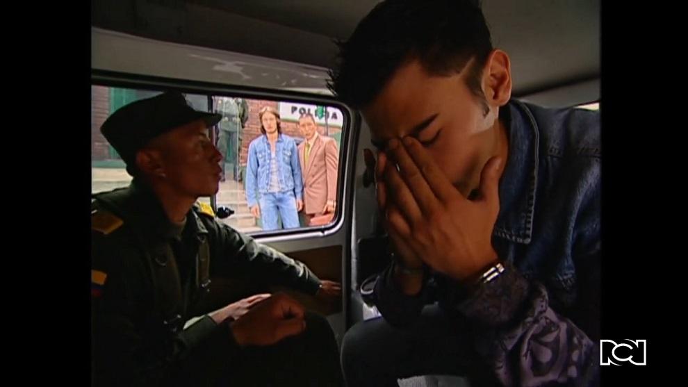 A mano limpia | Capítulo 3 | Vicente es capturado por la policía