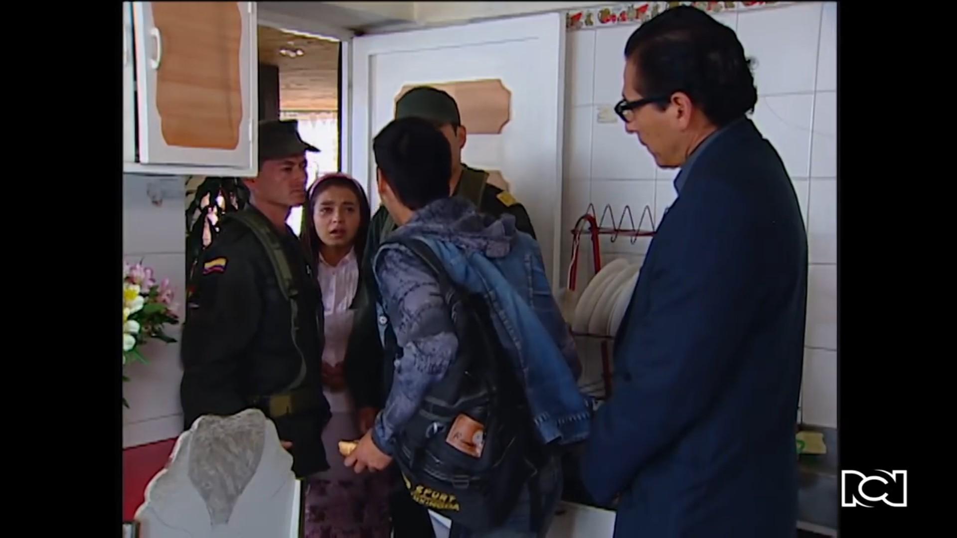 Vicente es arrestado