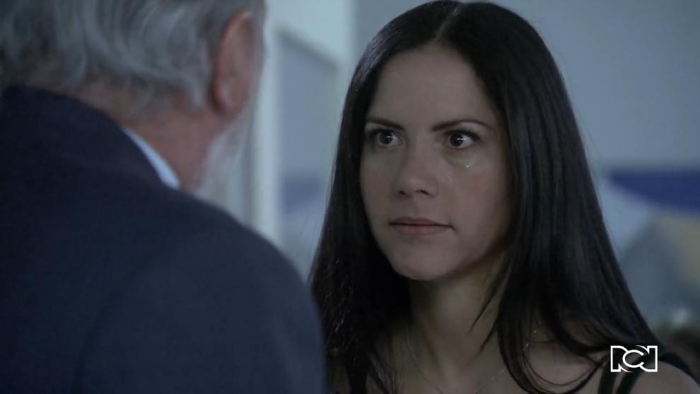 Amor en Custodia | Capítulo 105 | Victoria confronta a su padre y a Alicia