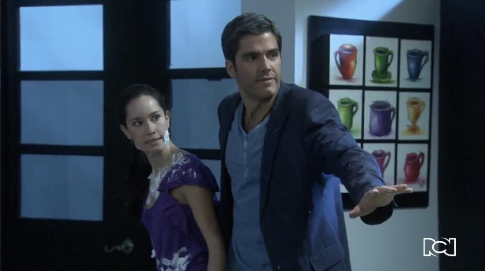 Amor en Custodia | Capítulo 130 | Bárbara y Tatiana se pelean en la mansión