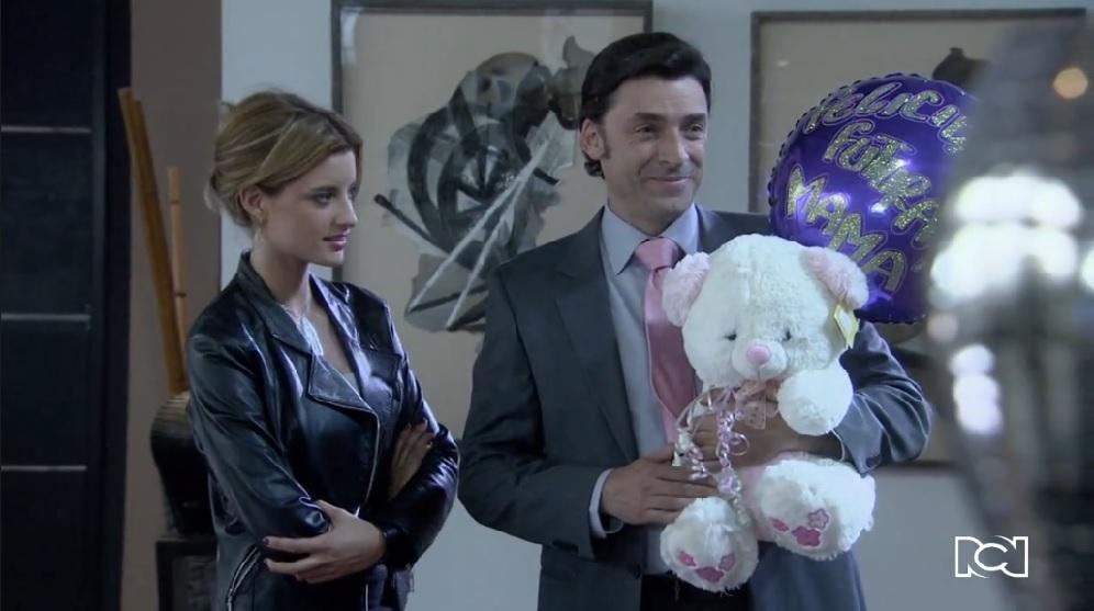 Amor en Custodia | Capítulo 136 | Camacho se entera del embarazo de Tatiana