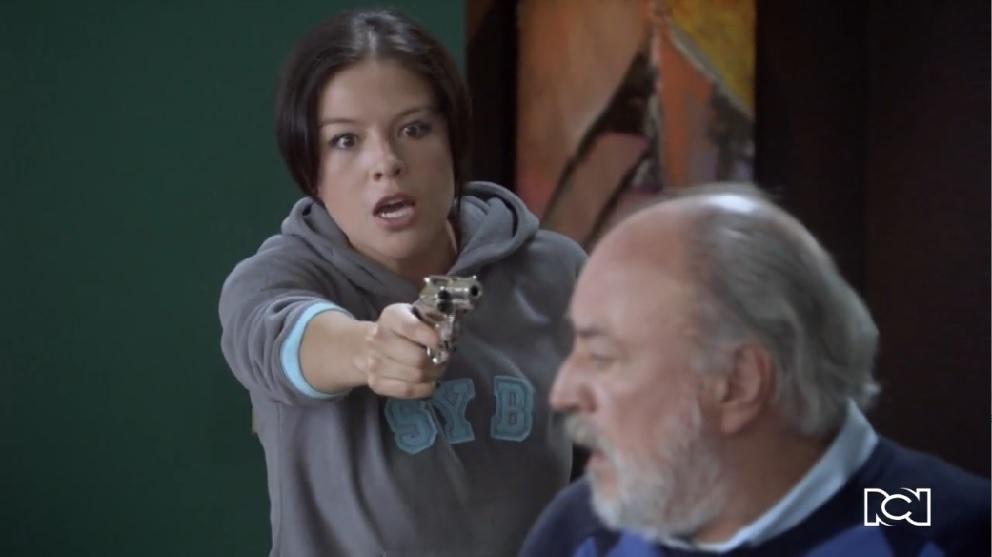 Amor en Custodia | Capítulo 139 | Carolina llega al apartamento de Santiago