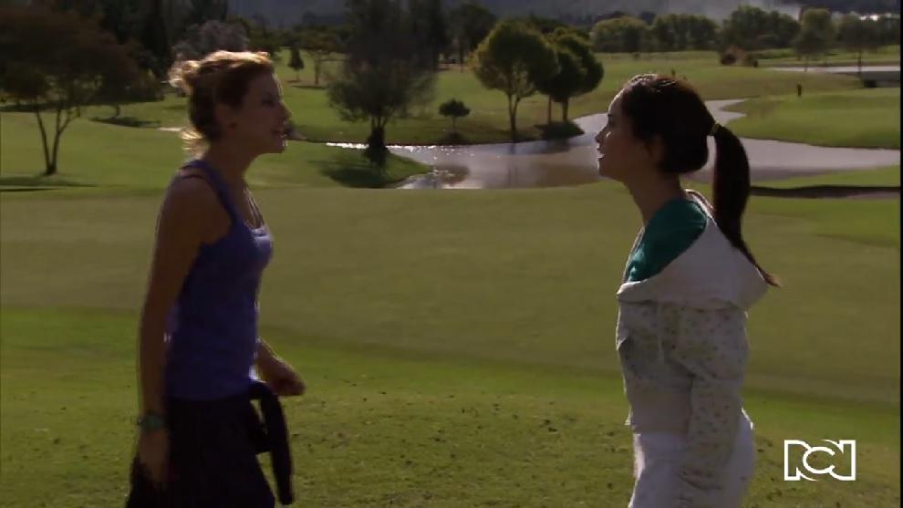 Amor en Custodia | Capítulo 14 | Bárbara y Tatiana pelean en el club