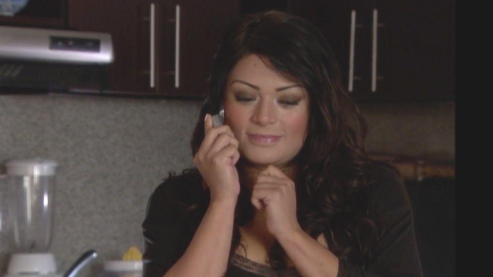 Maureen llama a su mamá para pedirle perdón