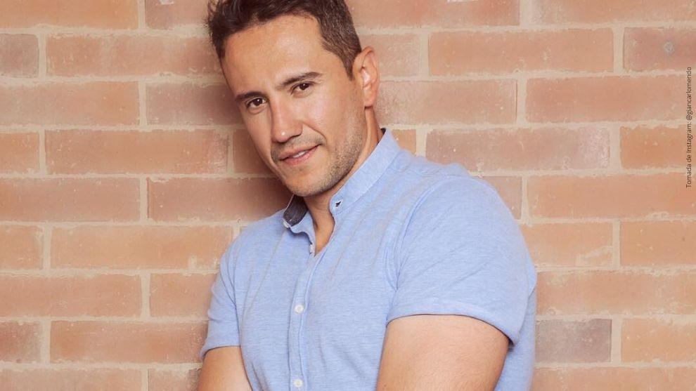 Giancarlo Mendoza, actor de Amor Sincero.
