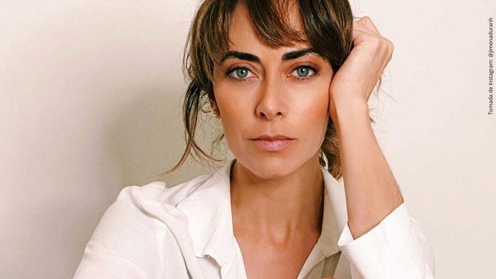 Jimena Durán, actriz de Amor Sincero.