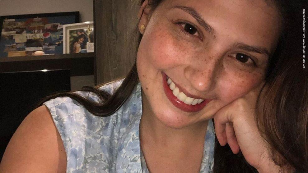 Laura Rodríguez, actriz de Amor Sincero.