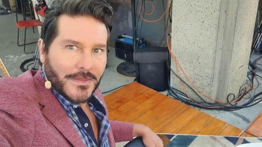 Marcelo Cezán, actor de Amor Sincero.