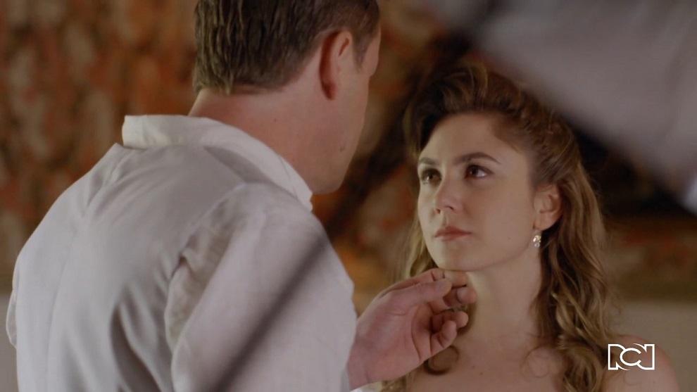 Azúcar | Capítulo 8 | Manuel María le dice a Alejandrina que se casen