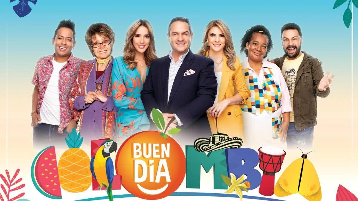 Buen Día Colombia, el espacio matutino que llenará de alegría a los colombianos