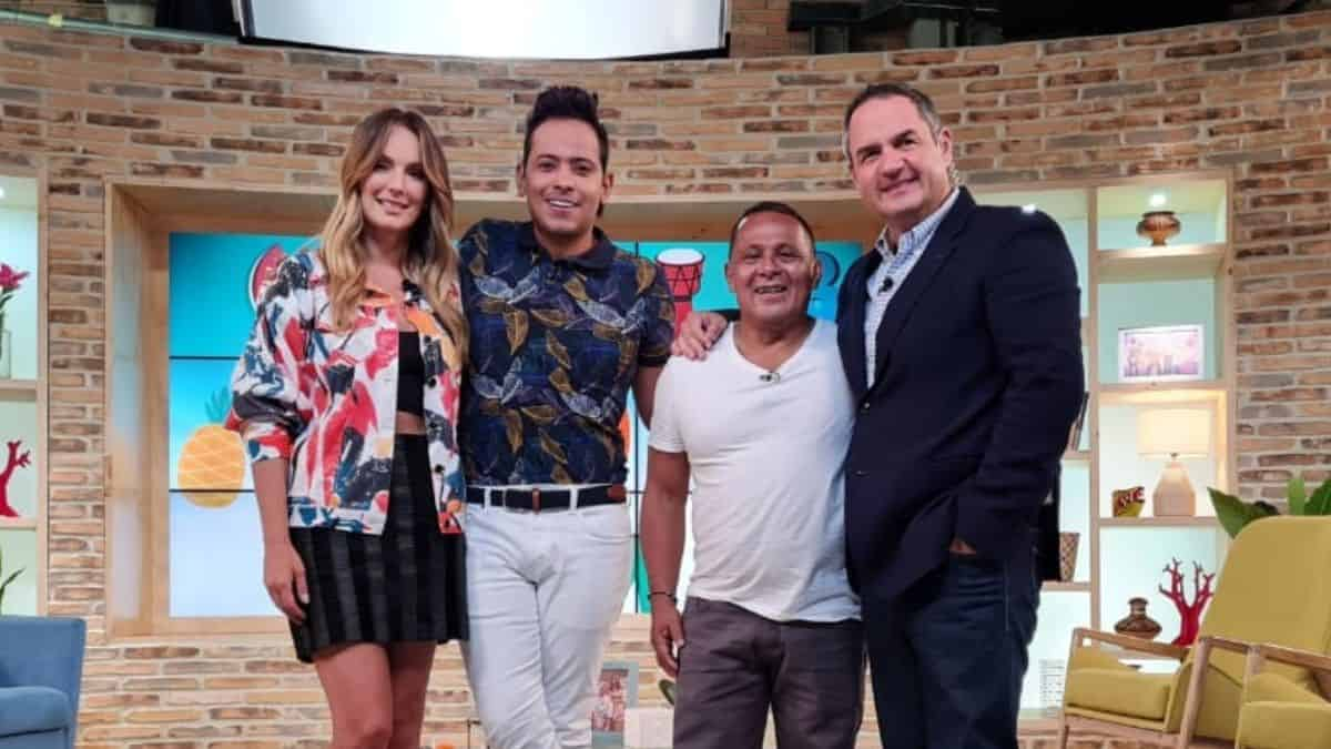 Claudia Bahamón y Lucho nos contaron intimidades de MasterChef
