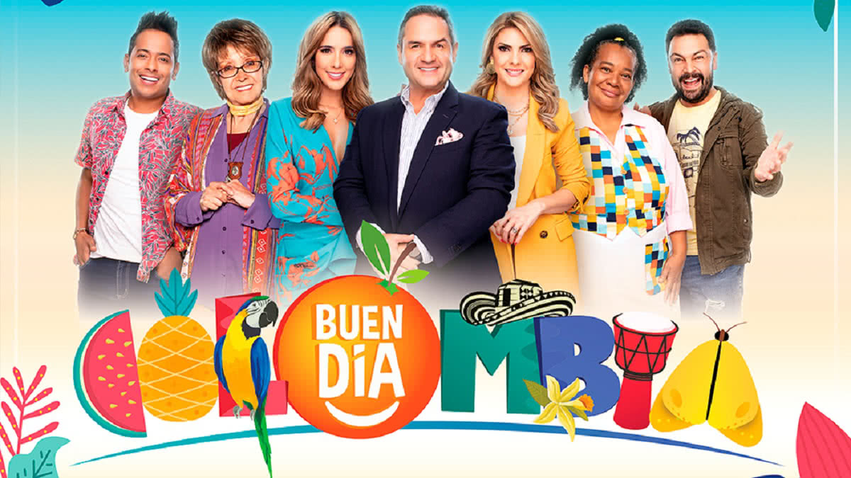 Conoce el set, que será el hogar de todos, en Buen Día Colombia