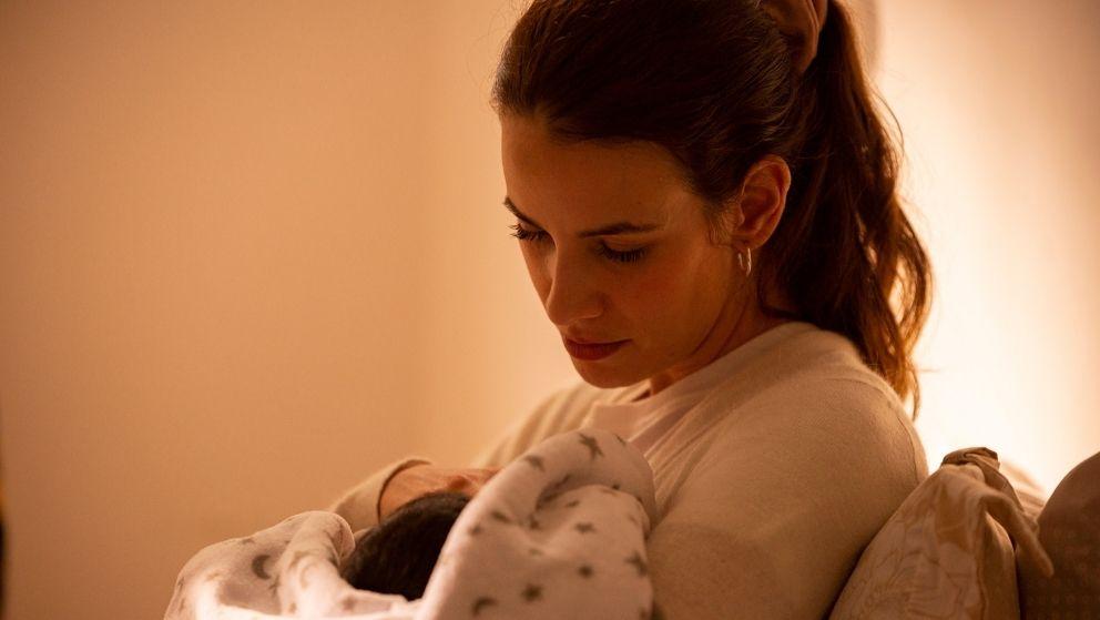 El nacimiento de los hijos de Lucía y Gaviota
