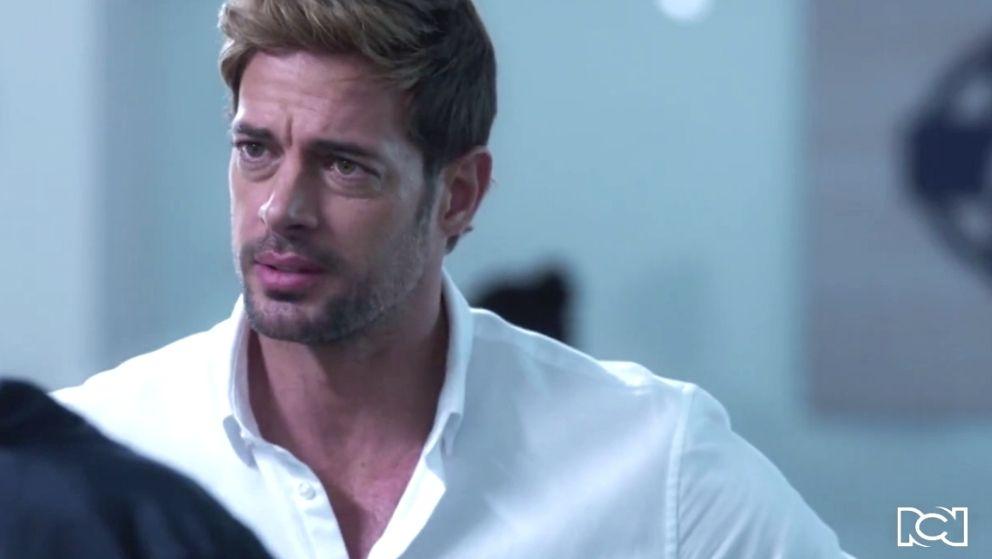 Sebastián se encuentra a Leónidas en el hospital