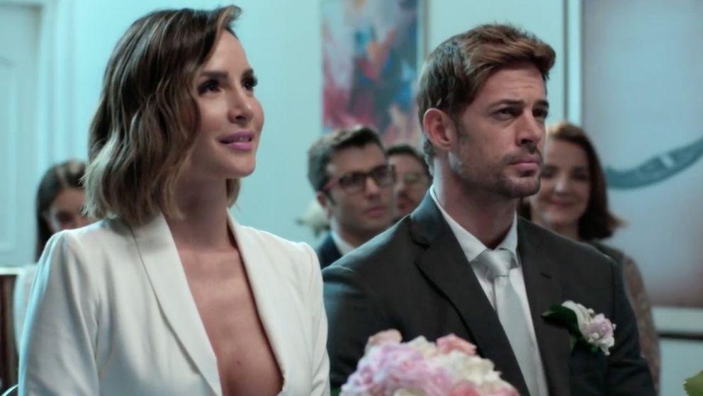 Sebastián y Lucía se casan