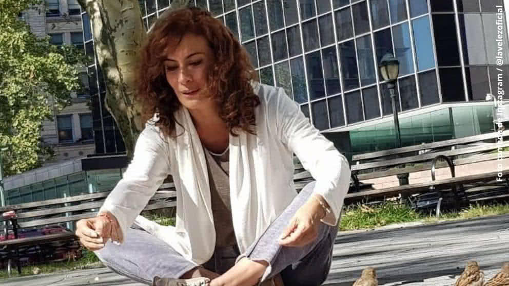 Katherine Vélez interpretará a Carmenza Suárez, madre de Gaviota, en Café, con aroma de mujer. Foto tomada de Instagram / @lavelezoficial