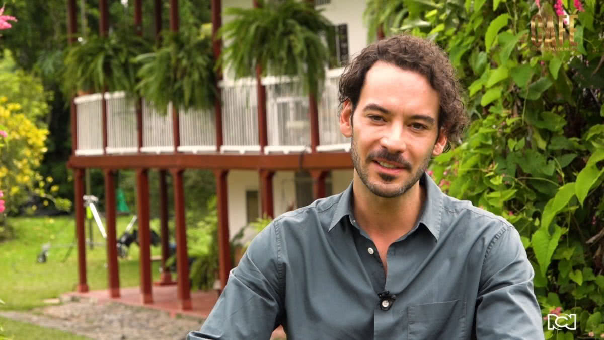 Diego Cadavid habló de Iván Vallejo, Café, con aroma de mujer