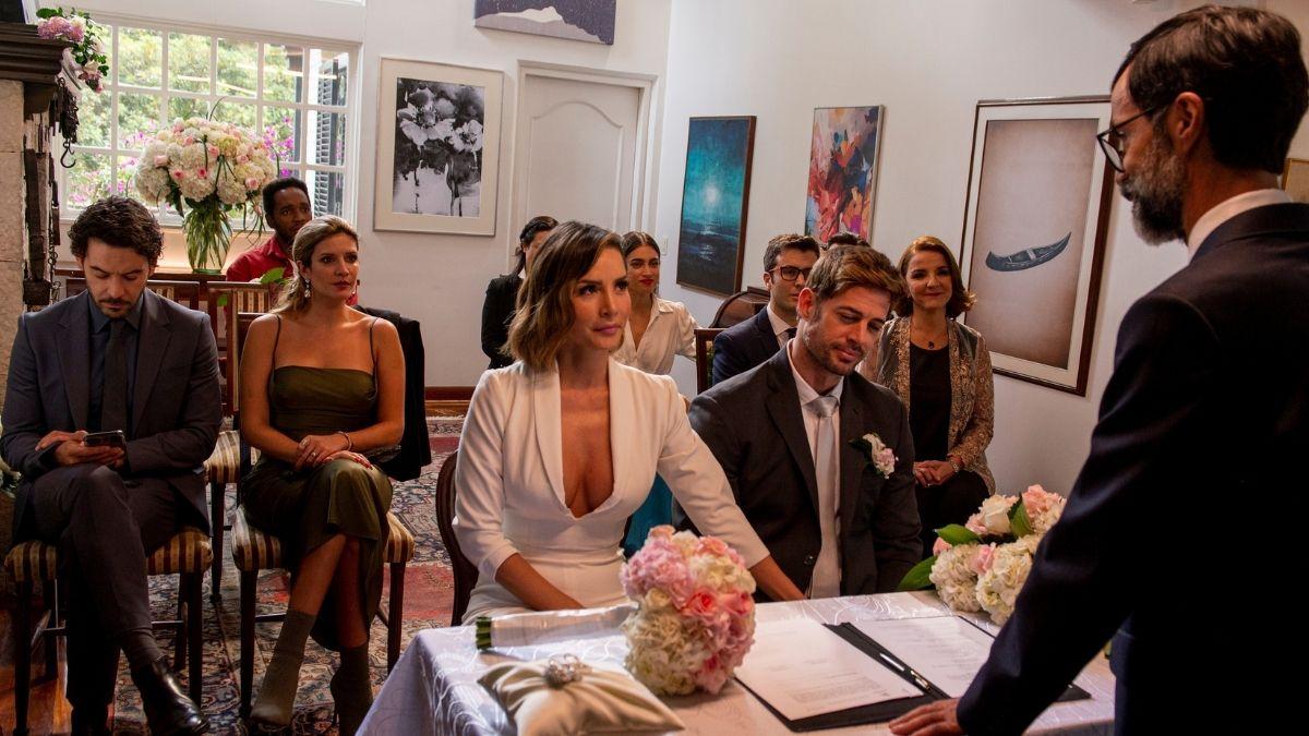 así fue la boda de Lucía y Sebastián