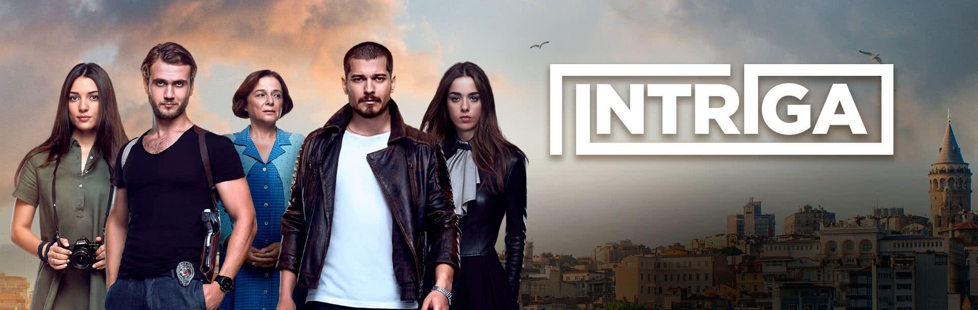 Intriga, telenovela turca por Canal RCN