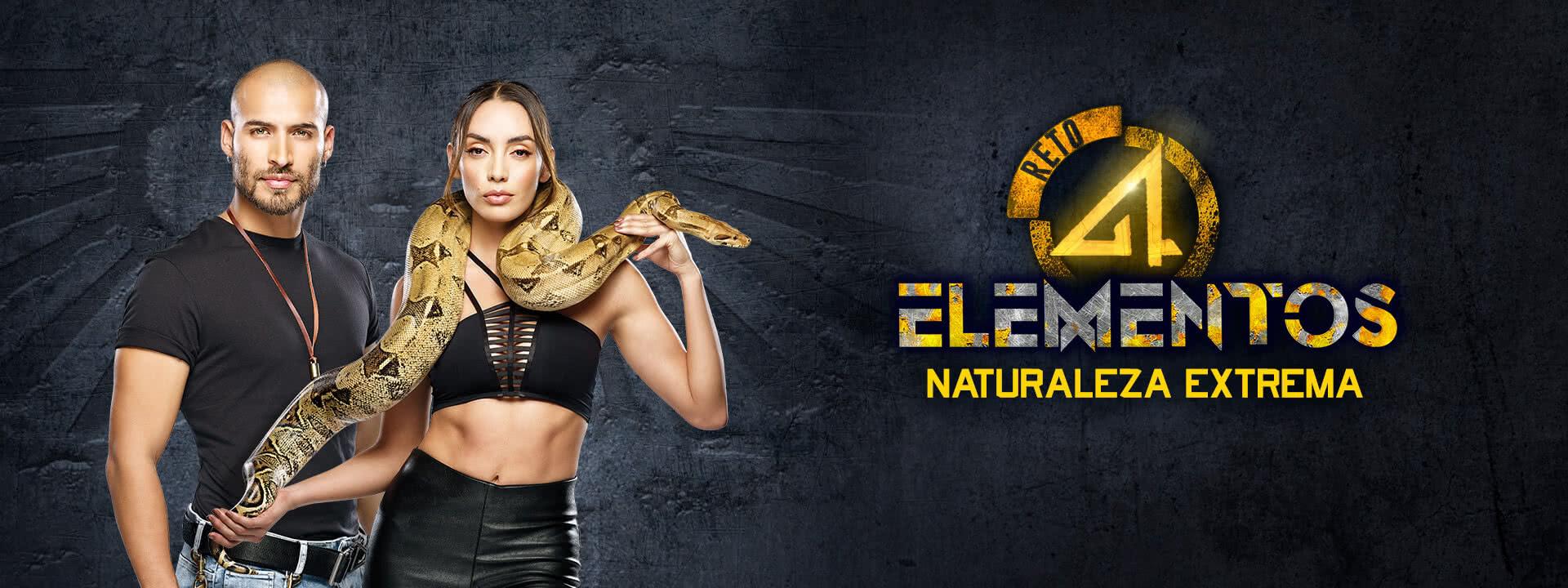 RETO 4 ELEMENTOS COLOMBIA