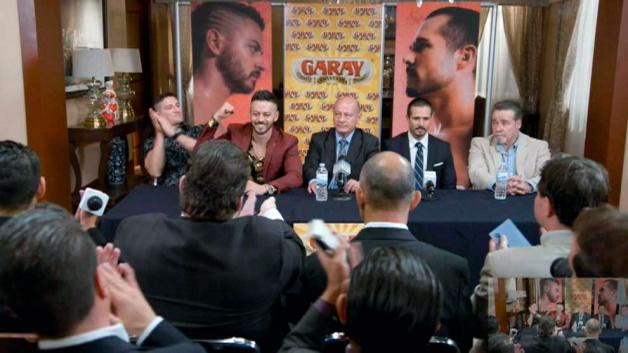 Ringo anuncia su pelea con el 'Turco'