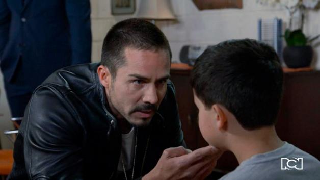 Ringo acepta ir a juicio por la custodia de Santiago