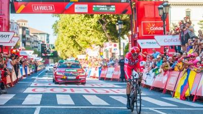 Ciclista colombiano confirma que no correrá la Vuelta a España 2019