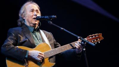 Joan Manuel Serrat se presentará en Colombia