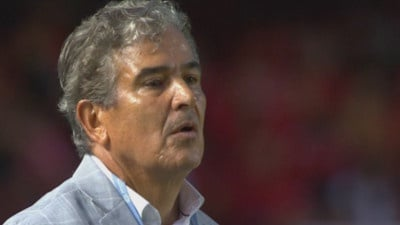 """Jorge Luis Pinto: """"Pékerman es un gran hombre, pero trabajo táctico no había en la Selección"""""""