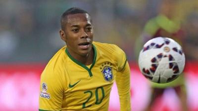 El hijo de Robinho es hincha de un equipo del fútbol colombiano