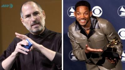 Will Smith y Steve Jobs